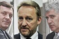 Tri bosanskohercegovačka HDZ-a