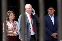 Predsednik Perua podneo ostavku zbog korupcionaške afere