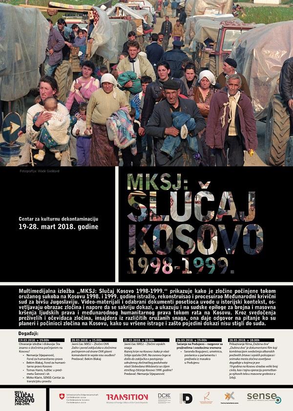 Izložba o ratu na Kosovu (1)