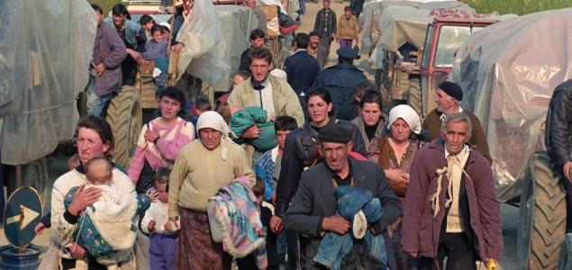 """Izložba """"MKSJ: Slučaj Kosovo 1998-1999"""""""
