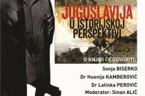 """Predstavljanje knjige """"Jugoslavija u istorijskoj perspektivi"""" u Tuzli"""