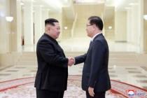 Važan susret: Kim Jong Un primio visoko izaslanstvo Južne Koreje