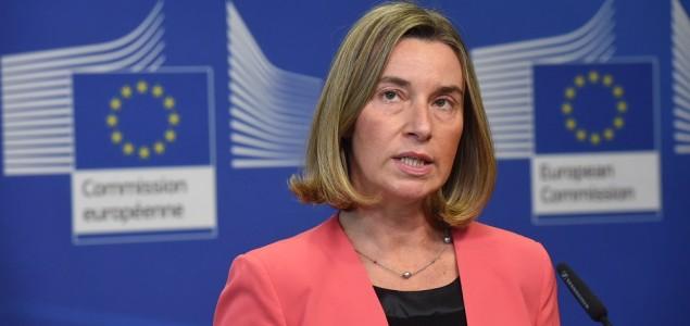 Mogherini: Sva ljudska bića se rađaju slobodna s jednakim dostojanstvom i pravima, bez obzira na porijeklo, etničku pripadnost ili vjeroispovijest