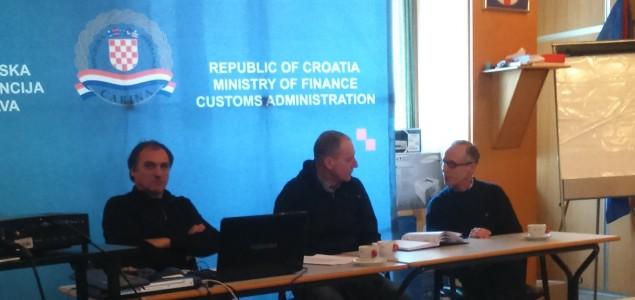 Održan zajednički sindikalni sastanak NSCH i SDLSN u PCU Rijeka
