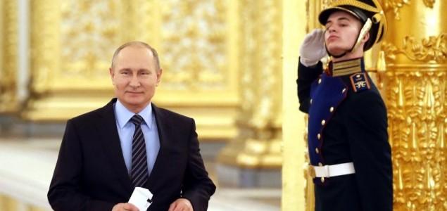 Putin počinje četvrti mandat
