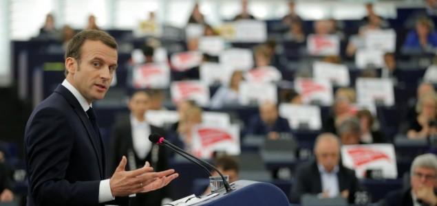 Makron: Trampov partner i evropski reformator