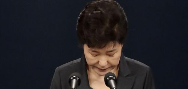 Bivša južnokorejska predsednica kriva za zloupotrebu položaja