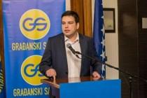 """""""Čolpa podnio inicijativu za obustavu finansiranja političkih stranaka na nivou FBiH"""""""