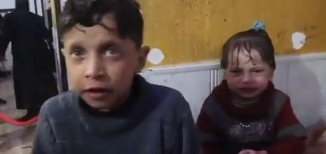 Nemojte očekivati da Zapad reaguje na najnoviji užas u Siriji
