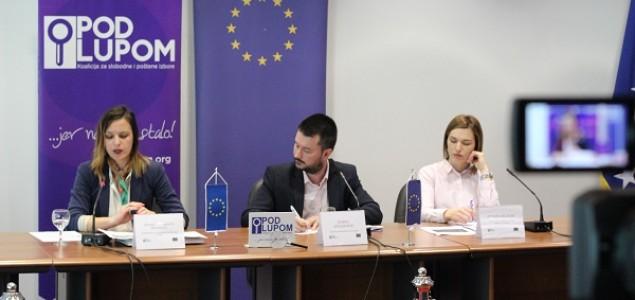 """Koalicija """"Pod lupom"""" pozvala političare na odgovornost i konačno unapređenje Izbornog zakona BiH"""