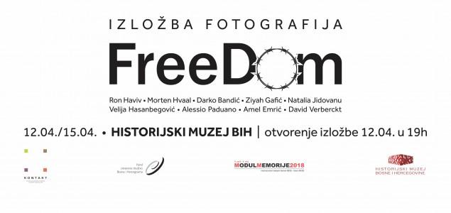"""OTVARANJE IZLOŽBE FOTOGRAFIJA """"FreeDoom"""""""
