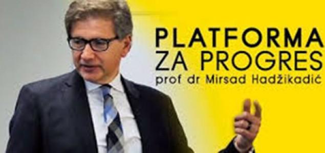Intervju prof.dr. Mirsad Hadžikadić: Vrijeme je za jednu viziju BiH i da svi stanemo iza nje