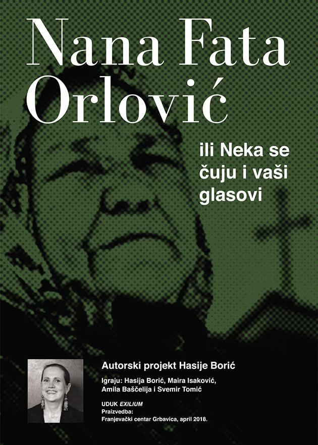 Nana Fata Orlovic - PLAKAT-2