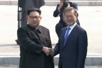 KIM JONG-UN PRVI PUT NA TLU JUŽNE KOREJE