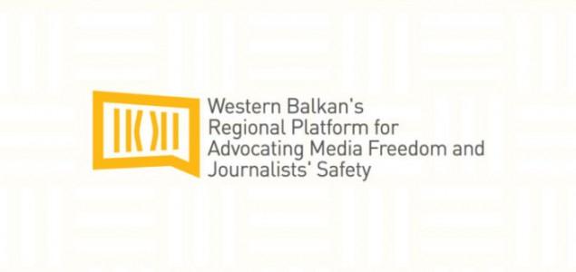 Intervencija policije u sjevernom dijelu Mitrovice ugrozila sigurnost novinara