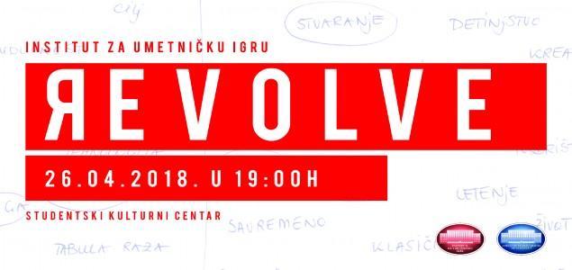Projekt REVOLVE premijerno u Beogradu