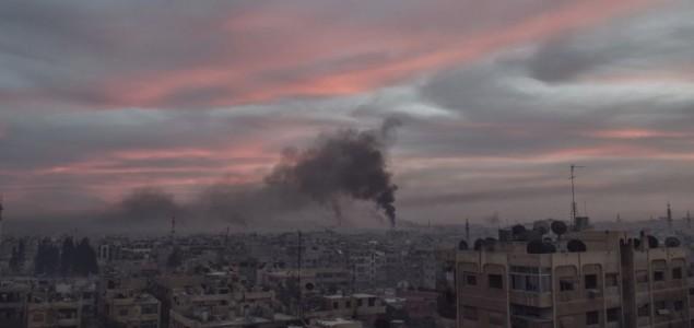 SAD i saveznici izvršili napade u Siriji
