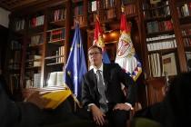 Soroševski Mordor i Vučićeva borba za Srednju zemlju ili Srbiju-Kosovo