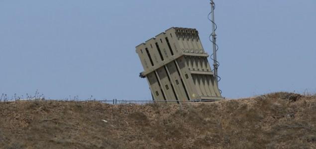 Više od 25 mina ispaljeno na Izrael iz Pojasa Gaze