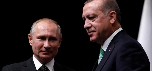 Putin: Teško ćete uspjeti vršeći pritisak na Erdogana