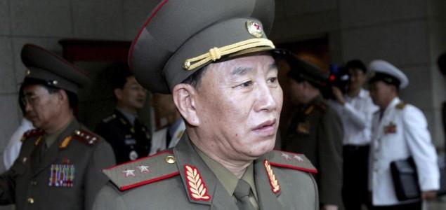 Sjevernokorejski general stiže u SAD