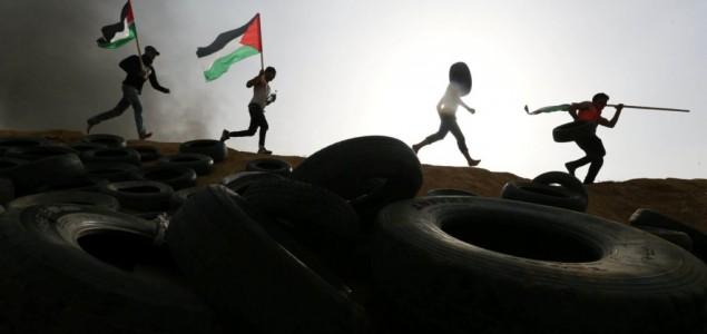 Izrael spreman za masovne proteste Palestinaca