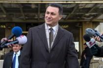 Izricanje prve presude za Nikolu Gruevskog