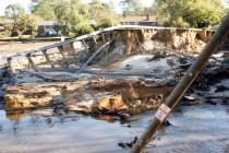 Velike štete nakon pucanja brane u Keniji