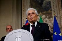 Ključni sastanak novoimenovanog mandatara i predsjednika Italije