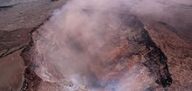 Vulkan na Havajima uništio 26 domova