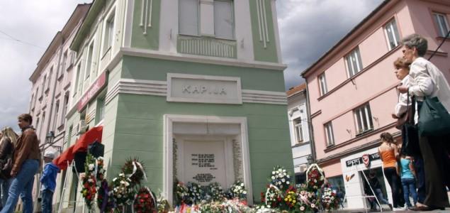 Dan kada je ubijena tuzlanska mladost: 23 godine od masakra na Tuzlanskoj kapiji