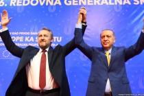 Erdogan koristi evropski vakuum na Balkanu