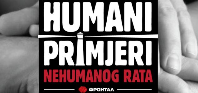 """16. maja promocija filma """"Humani primjeri nehumanog rata"""" u Mostaru"""