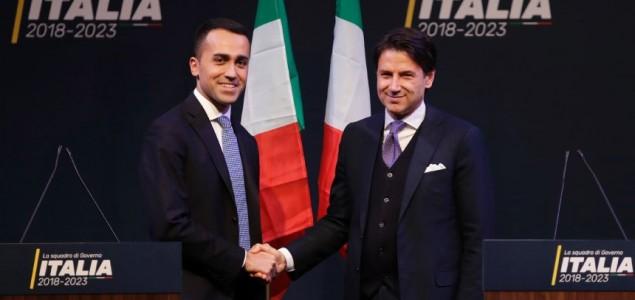 Nova italijanska vlada: Skupa obećanja populista