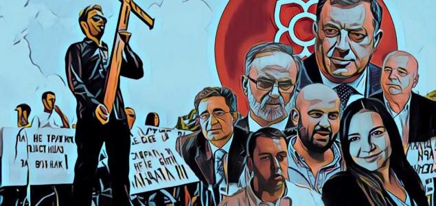 Kako je vlast u Republici Srpskoj ućutkala studente: Uništili autonomiju Univerziteta zarad dnevne politike!
