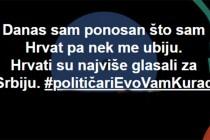 Senja Perunović: Sestrinstvo i Eurosong