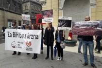"""U Budimpešti, Beogradu i Sarajevu održan marš protiv krzna """"Fur Free Forever"""", a slijede Sofija i Podgorica"""