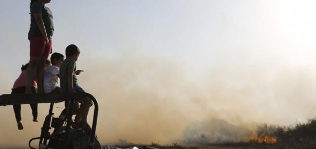Izrael očekuje veliki odziv na današnji protest na granici Gaze