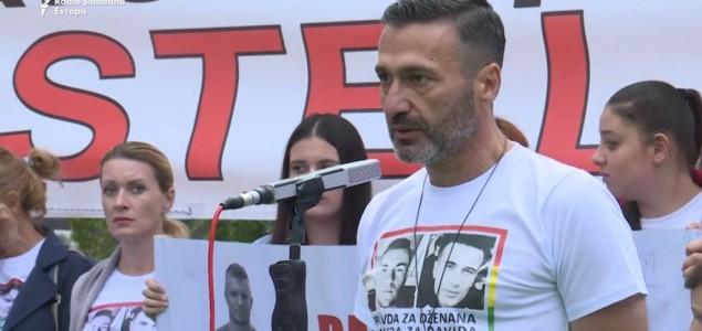 Čelnici MUP RS tužili za klevetu oca stradalog mladića