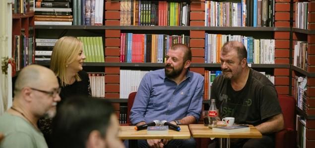 """U Buybooku promovisana knjiga """"Igrač za raju"""" autora Saše Ibrulja"""