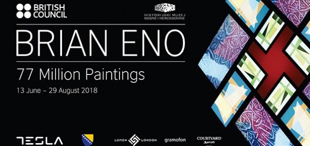 Brian Eno dolazi u Sarajevo