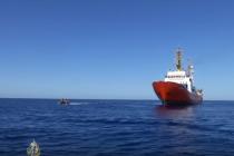 Danski brod s migrantima može pristati na Siciliji