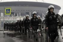 Ratni brodovi i tenkovi: Kako će se Rusija pobrinuti za sigurnost na svjetskom prvenstvu u nogometu