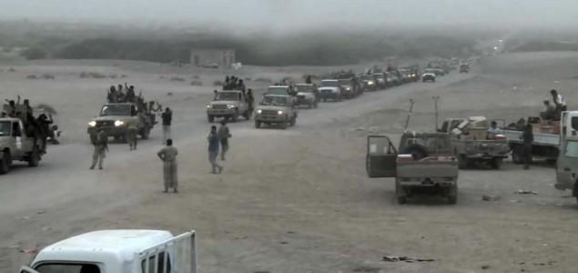 Jemenska luka al-Hudaida i borba za prevlast