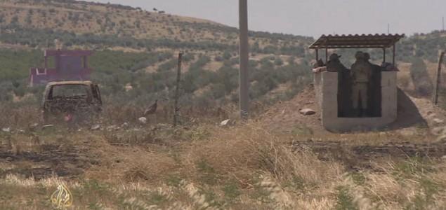 Na tursko-sirijskoj granici izgrađen zid dug 764 kilometara