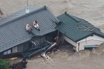 Jedanaestero poginulih i 45 nestalih u jakim kišama u Japanu