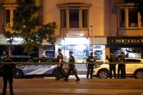 Pucnjava u Torontu: Dvoje mrtvih, 13 ranjenih