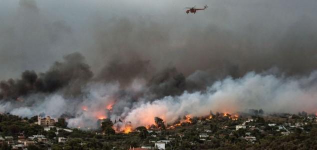Vijeće ministara BiH nudi finansijsku pomoć Švedskoj i Grčkoj koje su zahvaćene požarima