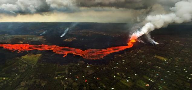 Više od 20 povređenih posle erupcije vulkana na Havajima