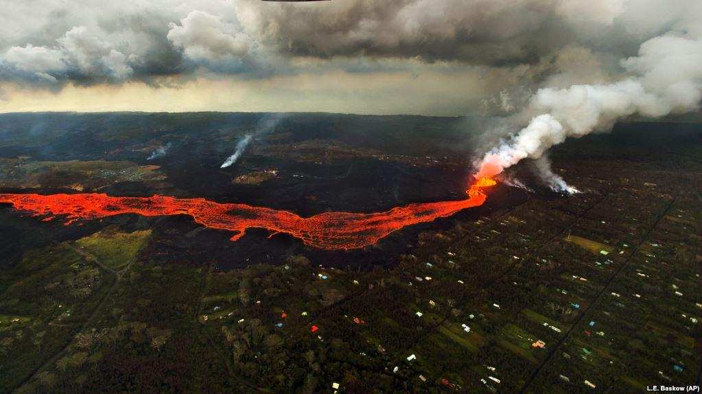 блокировка русского вулкана